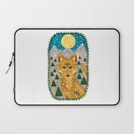 Spirit Coyote Laptop Sleeve
