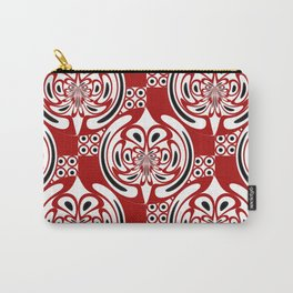 Three colors pattern Carry-All Pouch