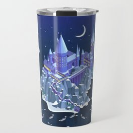 Hogwarts series (year 1: the Philosopher's Stone) Travel Mug
