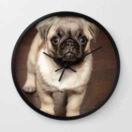 Baby Frank Wall Clock