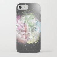 big bang iPhone & iPod Cases featuring Big Bang by Davide Rostirolla