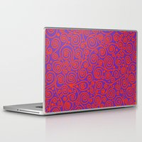 friday Laptop & iPad Skins featuring Friday by Bunyip Designs