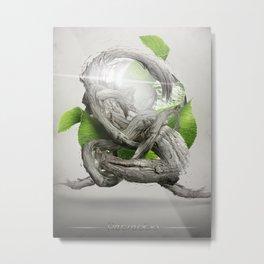 Recreatio Metal Print