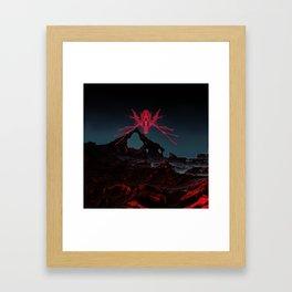 Ascender 1 Framed Art Print