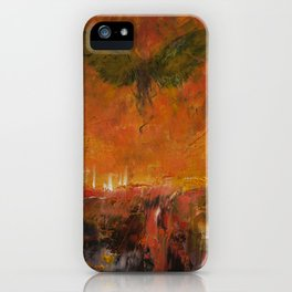 Armageddon iPhone Case