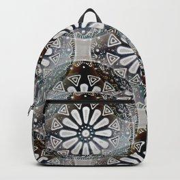 Medallions Re-visited 3 Backpack