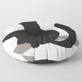 Tree cat Floor Pillow