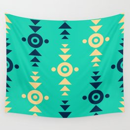 Indian Designs 136 Wall Tapestry