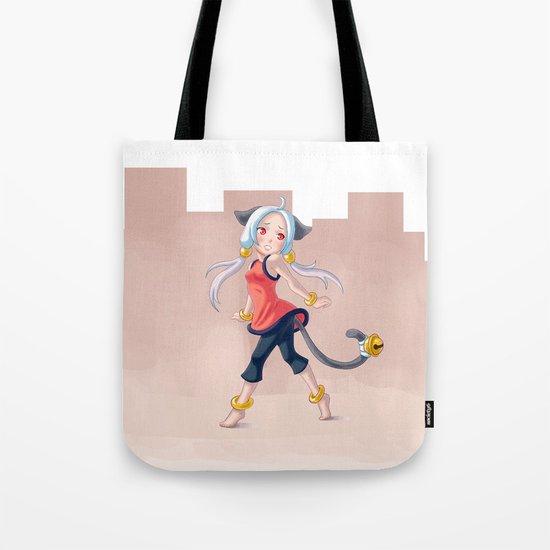 City Girl Tote Bag