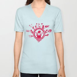Edinburgh Fringe Unisex V-Neck