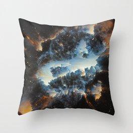 Nebula NGC 5189 Throw Pillow