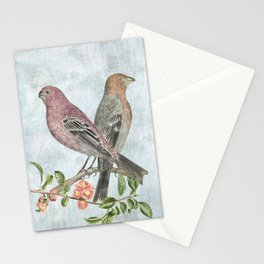 Spring watch Stationery Cards