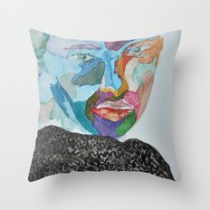 i used to  Throw Pillow