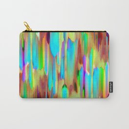 Colorful digital art splashing G505 Carry-All Pouch