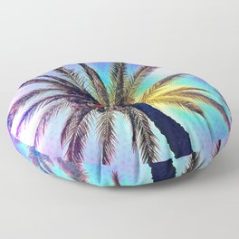Shake Your Palm Palms Floor Pillow