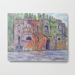 Chateau Montelena Napa Valley Metal Print