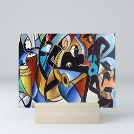 Bolero 5 Mini Art Print