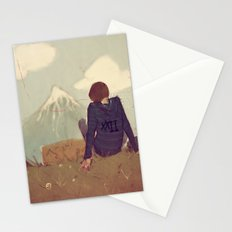 Here and There Stationery Cards