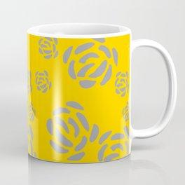 Roses bouquet texture II Coffee Mug