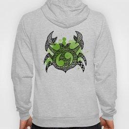 Zodiac Zentangle - Cancer Hoody