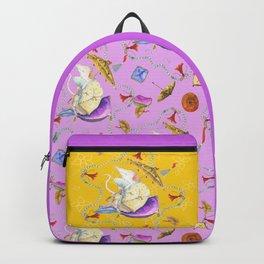 Stu's delightful meditation Backpack