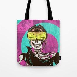 Virtual Dead Reality Tote Bag