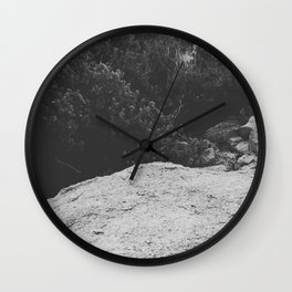 stranded Wall Clock