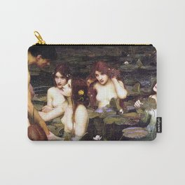 HYLAS AND THE NYMPHS - WATERHOUSE Carry-All Pouch