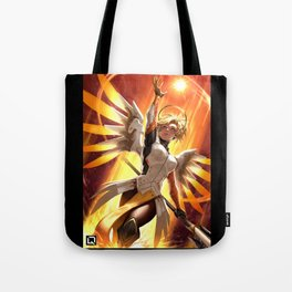mercy watch Tote Bag