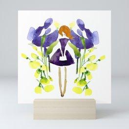 Spring is Coming Mini Art Print