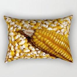 Yellow corn Rectangular Pillow