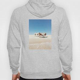 Summer Shore Horses Hoody