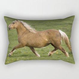 Proud  as a Pony Rectangular Pillow