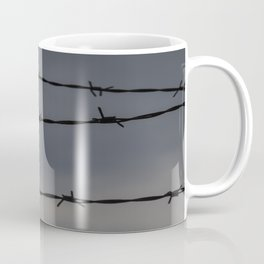 Barb Wire II Coffee Mug