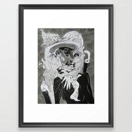 Swag Street Framed Art Print