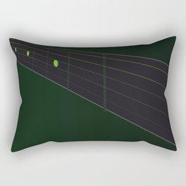 Fingerboard Rectangular Pillow