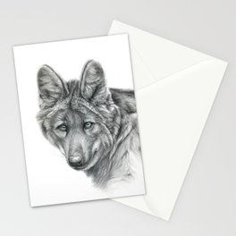 Maned Wolf G040 Stationery Cards
