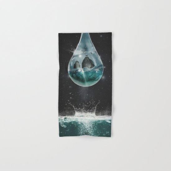 Universe's Tear Hand & Bath Towel