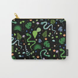 Snakes and Plants Carry-All Pouch
