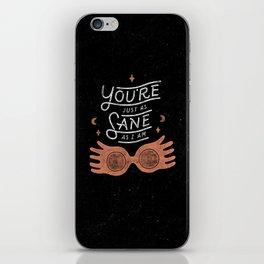 Sane iPhone Skin