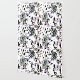 Kwan Yin Roses Wallpaper