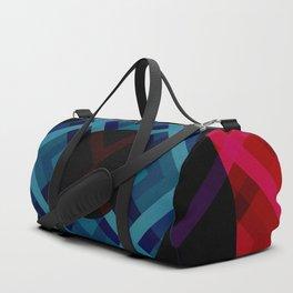 Retro Rocket 04 Duffle Bag