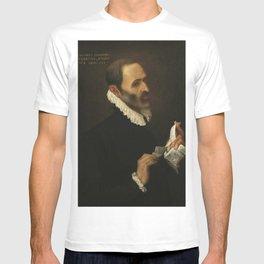 Annibale Carracci Ritratto Turrini Oxford T-shirt