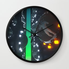 WOKE Wall Clock