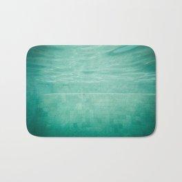 Aquatic Mosaic Bath Mat