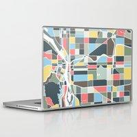 portland Laptop & iPad Skins featuring Portland. by Studio Tesouro
