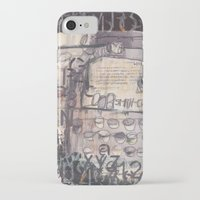 typewriter iPhone & iPod Cases featuring Typewriter!  by Tracey Shaw