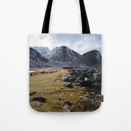 Unstad Tote Bag