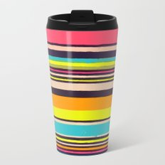 Candy Stripes! Travel Mug