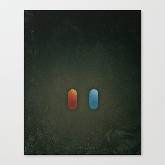 SMOOTH MINIMALISM - Matrix Canvas Print